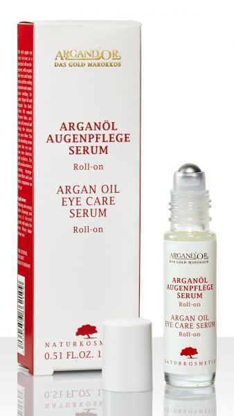 ARGANÖL AUGENPFLEGE SERUM (ROLL-ON) 10ML